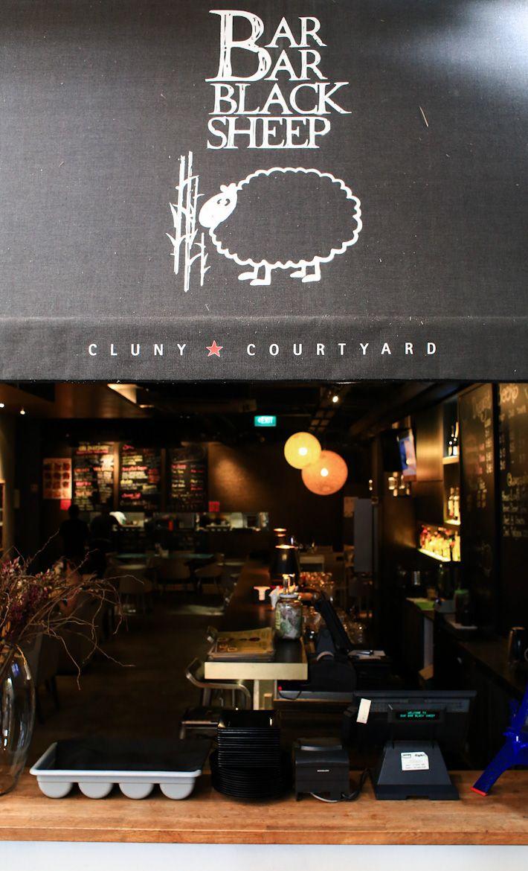 Bar Bar Black Sheep Cluny- Indian, Western and Thai cuisines