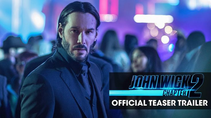John Wick: Chapter 2 – In Theaters February 10, 2017. Starring Keanu Reeves, Common, Riccardo Scamarcio, Laurence Fishburne, Ruby Rose, Bridget Moynahan, Lan...