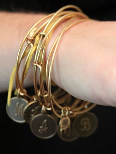 Obsessed with Alex and Ani... have you heard of them?