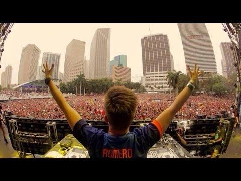 The level is raising. The game is changing. But I've got nothing toulouse.  Nicky Romero - Ultra Music Festival 2014 - Full Set Mainstage 29/3 - UMF.TV