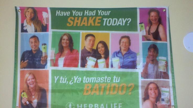 "Like us on Facebook: ""Herbalife Canada English / Español- Toronto""   Independent Distributor"