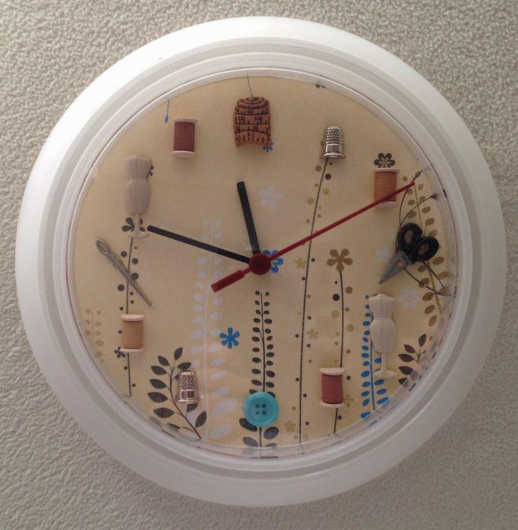 M s de 25 ideas incre bles sobre relojes decorativos en pinterest relojes de pared pared de - Relojes de decoracion ...