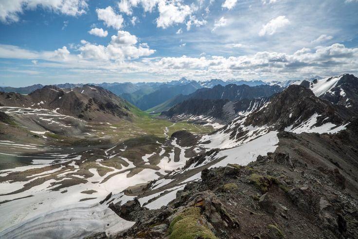 Where to Go Trekking in Kyrgyzstan's Tian Shan Mountains
