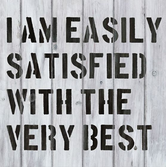 Easily satisfied... Red Ink Design - imagevault.co.nz