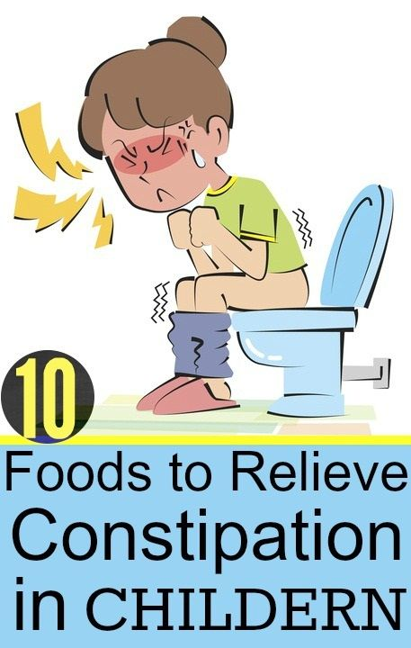 19 Foods That Help Relieve Constipation In Your Kids