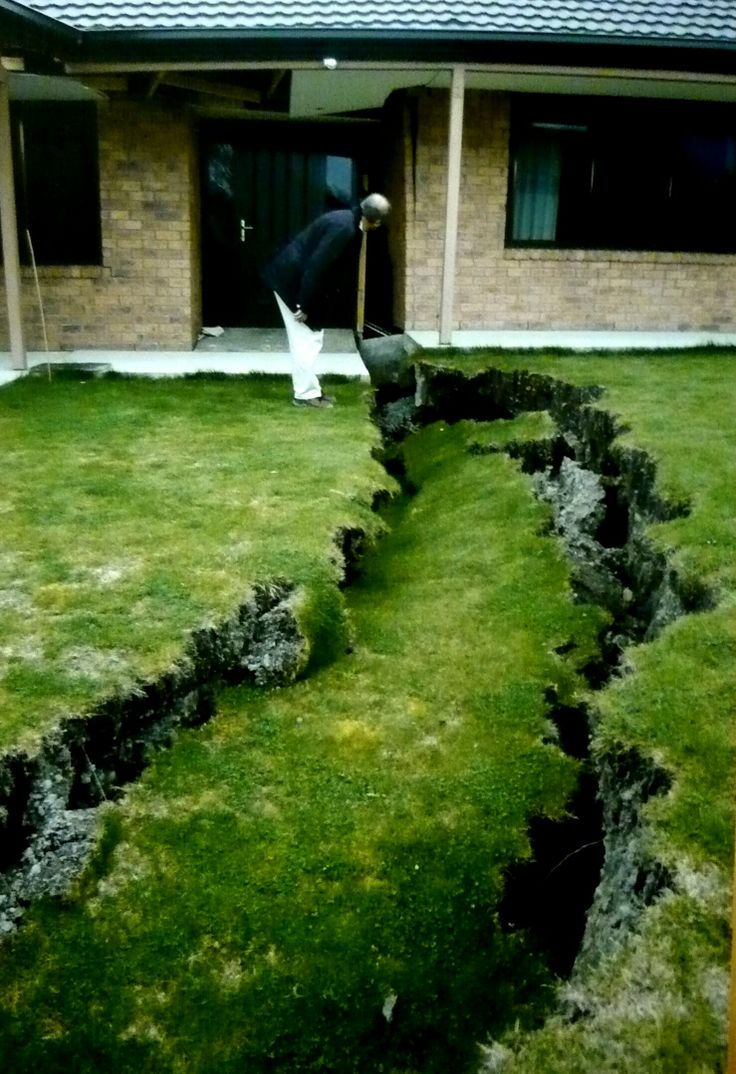 Canterbury and Christchurch earthquakes on 22 February 2011