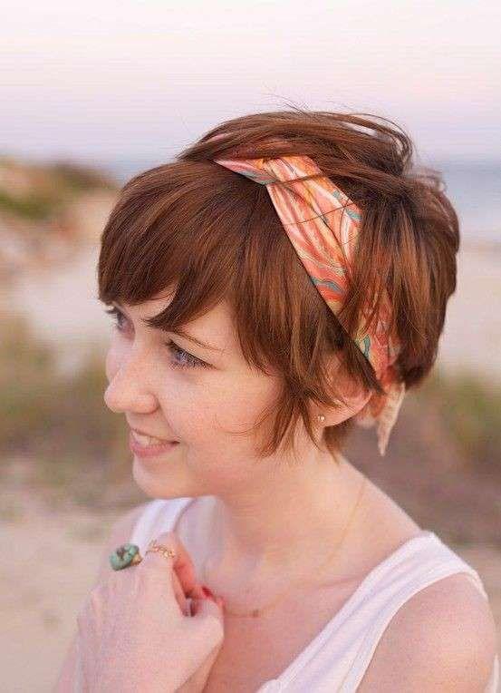 Acconciature capelli corti primavera estate 2015  (Foto 17/40)   Stylosophy