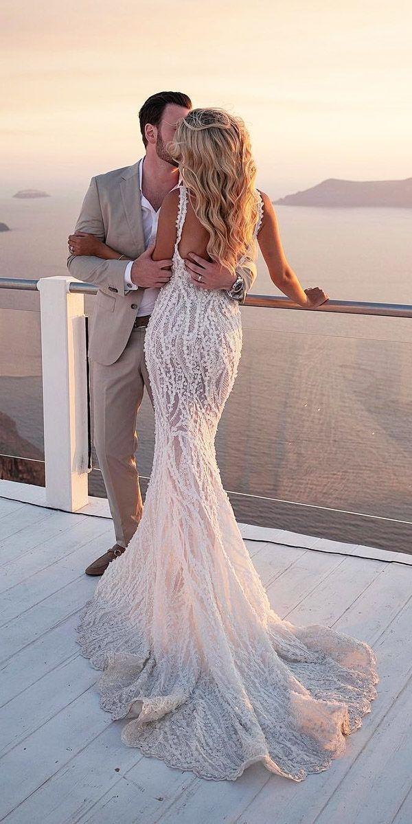 33 Meerjungfrau Brautkleider für die Hochzeit ❤️ Meerjungfrau Brautkleider sexy