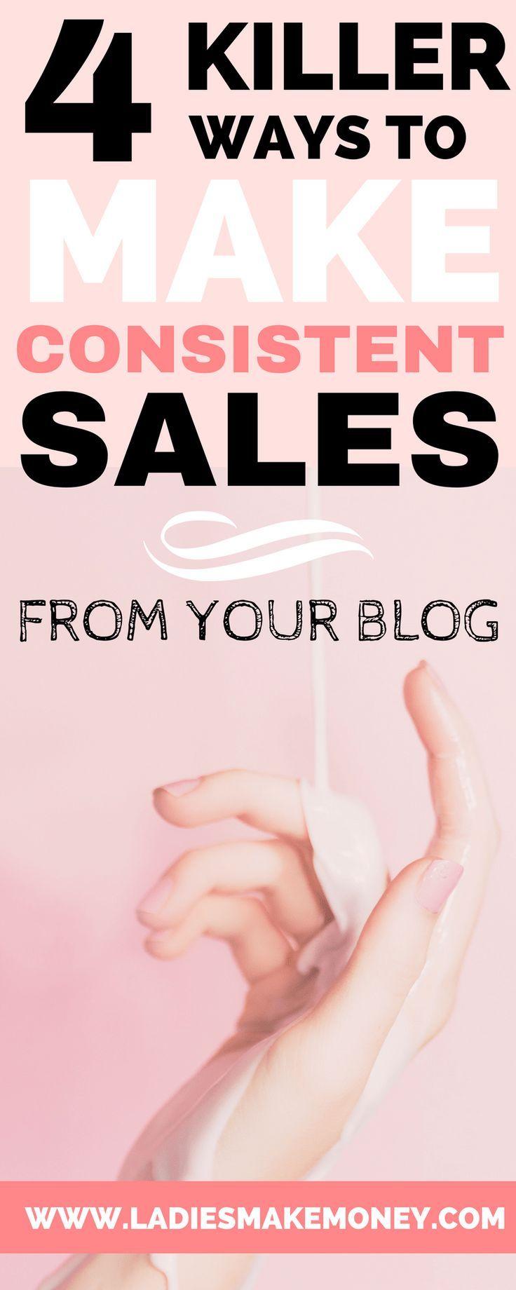 How to make consistent sales with your Affiliate Blog postsKevin Charlie   Entrepreneur + Blogging Tips