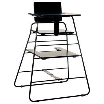 Dansk design när det är som bäst! TOWERchair är en super smart och funktionel barn stol till barn från ca. 6 månader. Stolen kan ändras i takt med at