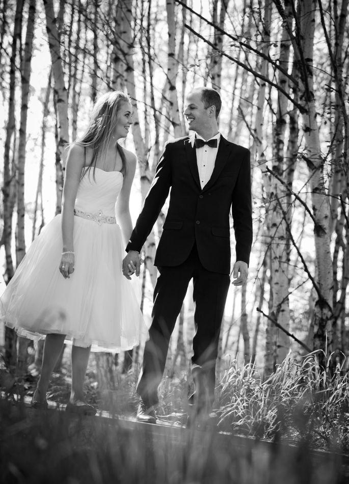 Wojnicz plenerek ślubny