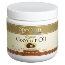 spectrum coconut oil - Google Search -- This jar would be better for beard oil.  You just swipe your fingertips across the product, and then rub it into your beard.  This stuff works awesomely.