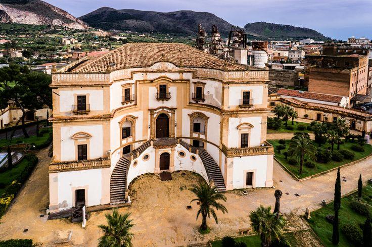 Villa Cattolica di Bagheria, Sicilia, Italy © Ruggero Arena | Guttuso Museum