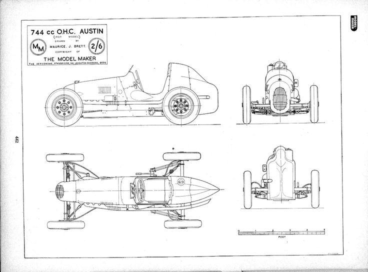 austin blueprints