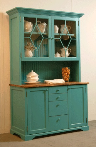 best 25+ red hutch ideas on pinterest | red buffet, red painted