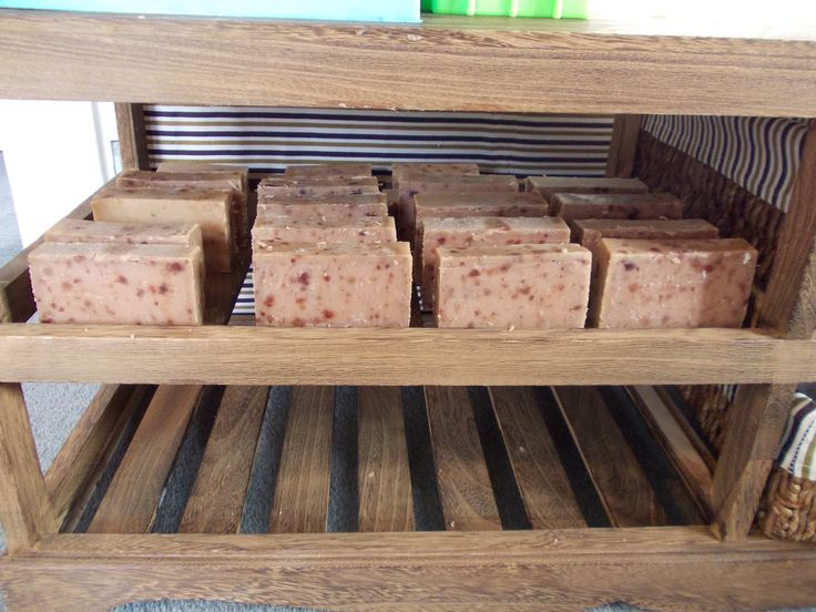 Handmade organic blueberry soaps. Blueberry extract from Monavale blueberry orchard