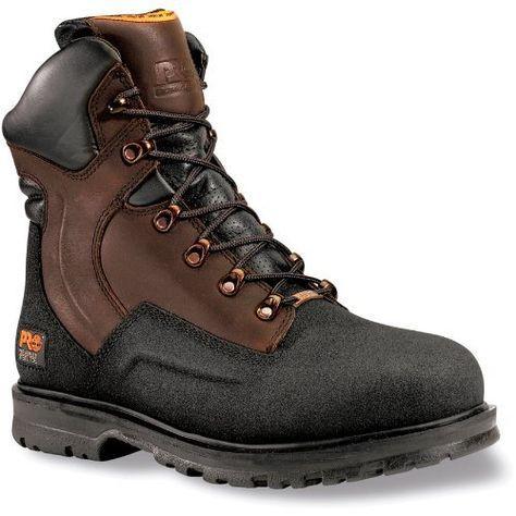 "Timberland PRO Men's 53539 Power Welt Waterproof 8"" Steel Toe Boot,Brown,9 W - http://authenticboots.com/timberland-pro-mens-53539-power-welt-waterproof-8-steel-toe-bootbrown9-w/"