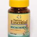 "Alcachofa  50 / 150 Cáp. de 350 mg. ""Diurético"" Nature Essential $5.50"
