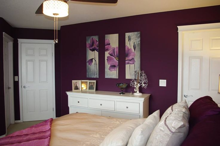 bedroom decor wall violet violet walls spare bedrooms forward these