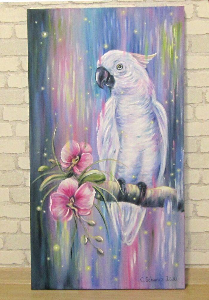Acryl Malerei Tiere Die Jo S Acrylmalerei
