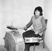 Village rock band, 1969-82.
