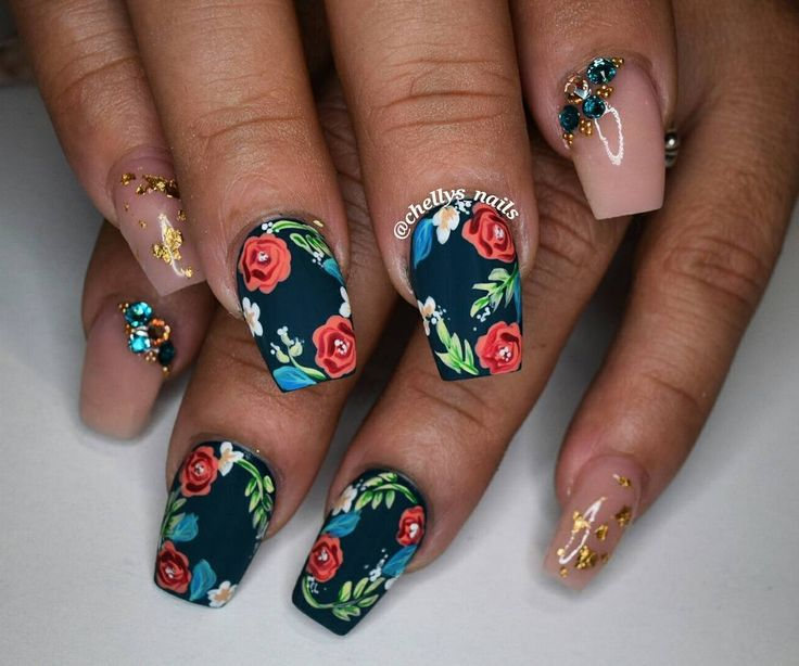 Hand Painted Nail Art Designs: Best 25+ Encapsulated Nails Ideas Only On Pinterest