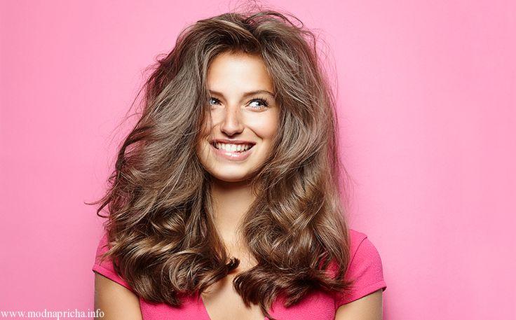 10 самых притягательных причёсок для густых вьющихся волос