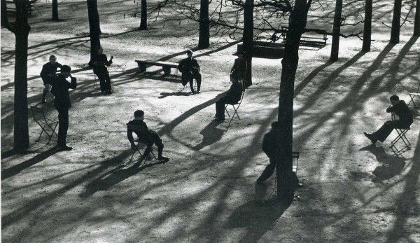 Легенда фотографии – Андре Кертес (Andre Kertesz): часть вторая
