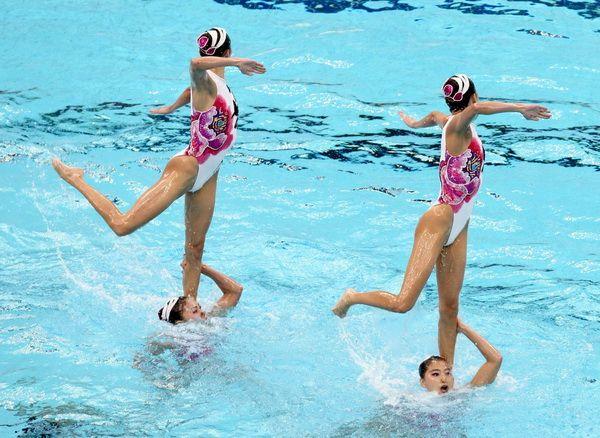 Synchro--Beijing 2008 Olympics