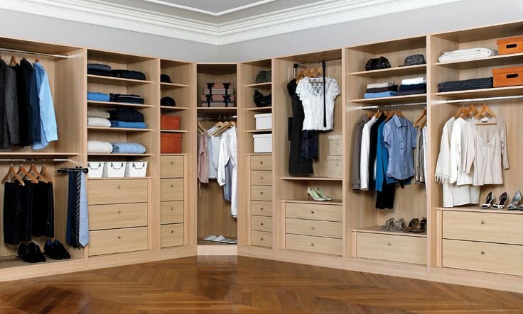 Bedroom wardrobe interior http://www.daval-furniture.co.uk/bedrooms/