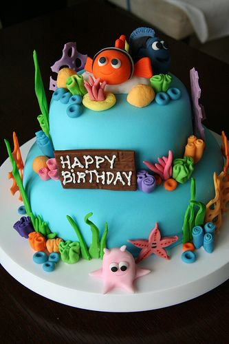 13 best Finding Nemo Party images on Pinterest Birthday party