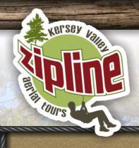 Kersey Valley Zipline Aerial Tours
