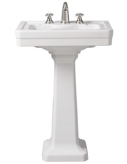 Porcher Pedestal Sinks