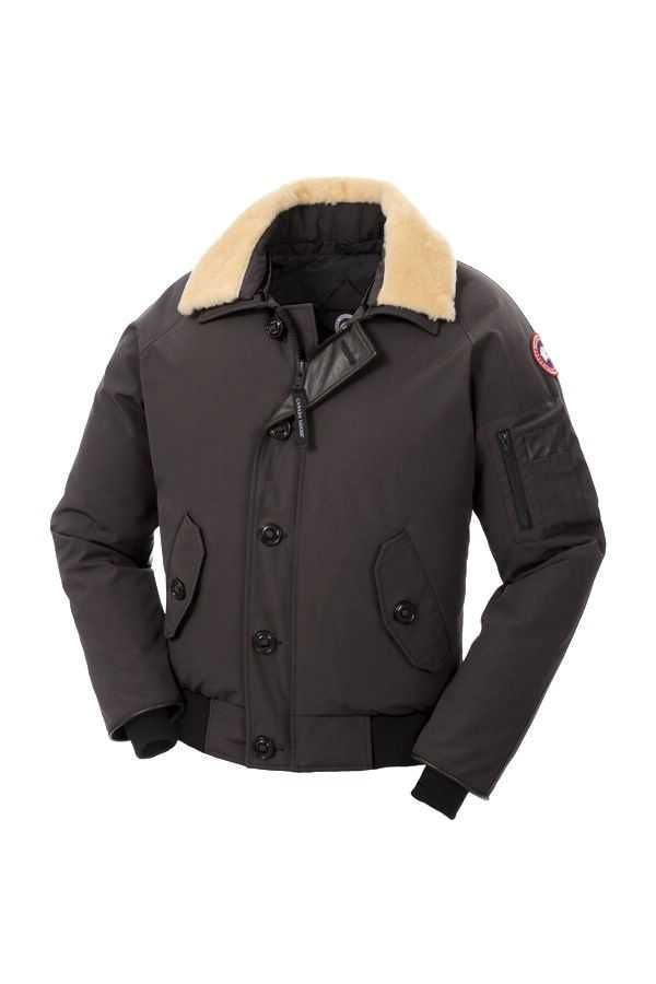 Canada Goose-Foxe-Bomber-Graphite For Men