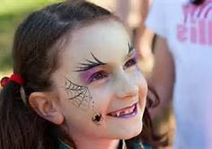 little girl witch make up - Google Search