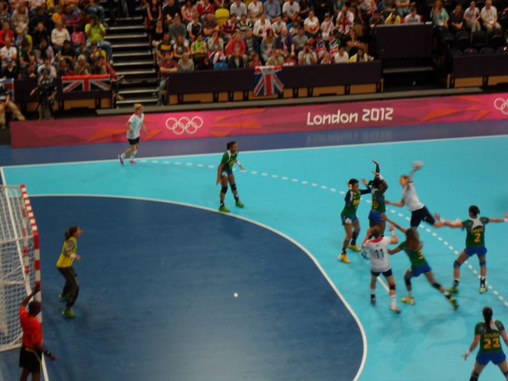 Team GB goal against Brazil (17-30) http://www.london2012.com/handball/schedule-and-results/day=1-august/index.html