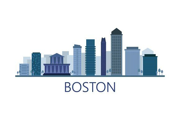 Skyline Boston Skyline Boston Skyline Boston Design