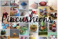 MOUSE PINCUSHION PATTERN | 2000 Free Patterns