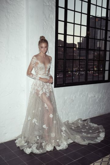 Lee Petra Grebenau Wedding Dress Collection