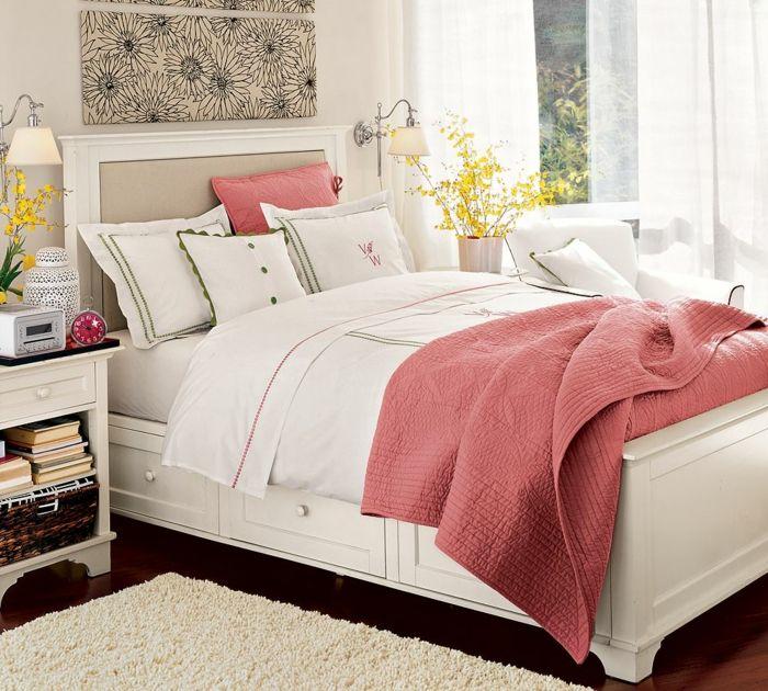 Die besten 25+ Schwarze Schlafzimmermöbel Ideen auf Pinterest - schlafzimmer landhausstil ikea