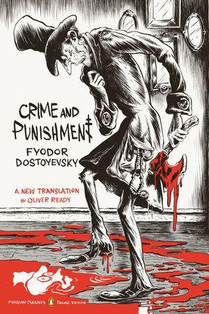 Crime and Punishment by Fyodor Dostoyevsky | PenguinRandomHouse.com  Amazing…