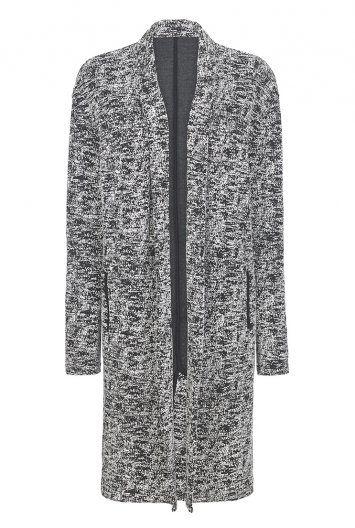 Textured Jacquard Jacket