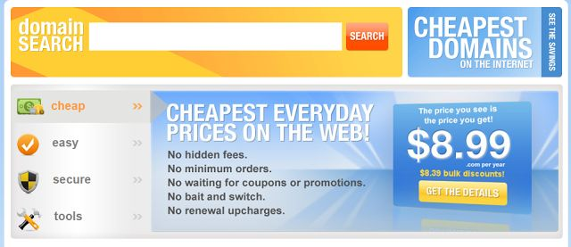 Best Place To Buy A Domain Name At Lowest Price   People who are familier with different domain name provider already know the real fact about domain price. Some of the world famous domain providers usually offer very low rate for domain(specially for dot com domain for 1 year). You need to have some knowledge to identify suitable one for you. Be alert about hidden fees.  Domain Name Provider That I Like  I have transferred this domain- tutorialsbangla.com to namesilo. My previous domain…