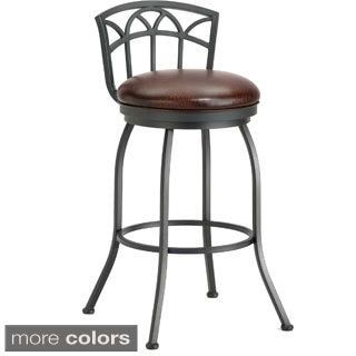 Shop For Fiesole Swivel Low Back Bar Stool. Get Free Shipping At  Overstock.com · Furniture OutletOnline ...