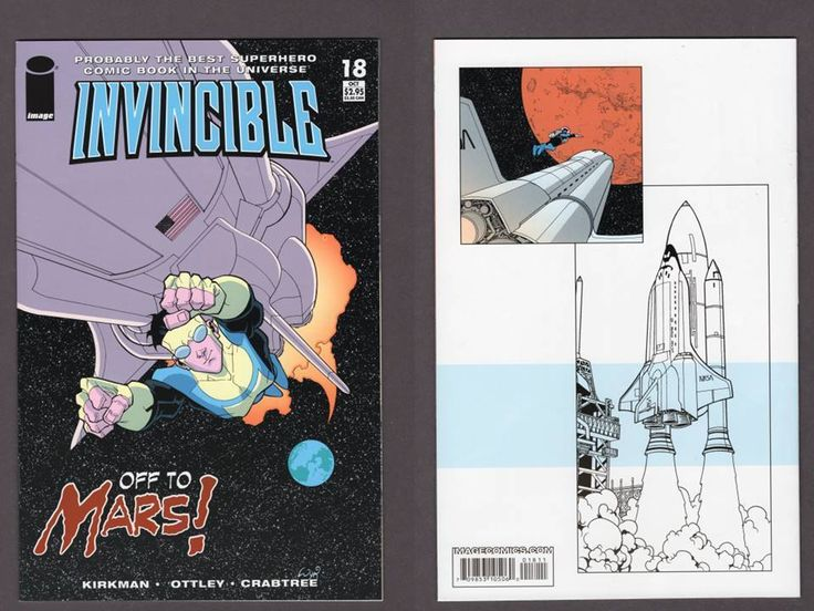 Cult classic Invincible #18 comic book by The Walking Dead creator Robert Kirkman<br/><br/>Very recently it was announced that Seth Rogen. By Robert Kirkman & Cory Walker. by The Walking Dead creator, Robert Kirkman. INVINCIBLE #18. and Evan Goldberg are directing an Invincible movie. to take place in the Invincible Universe! | eBay!