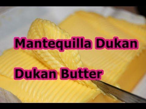 Mantequilla Dukan - Dukan Butter