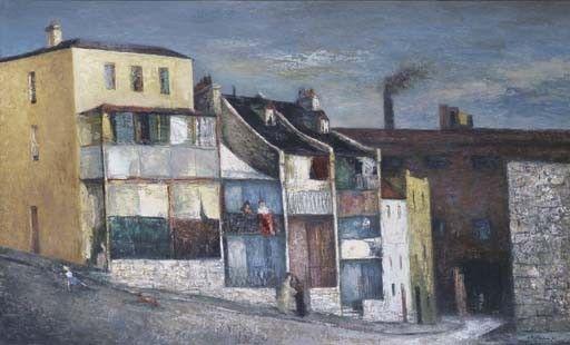 SALI HERMAN (1898-1993)
