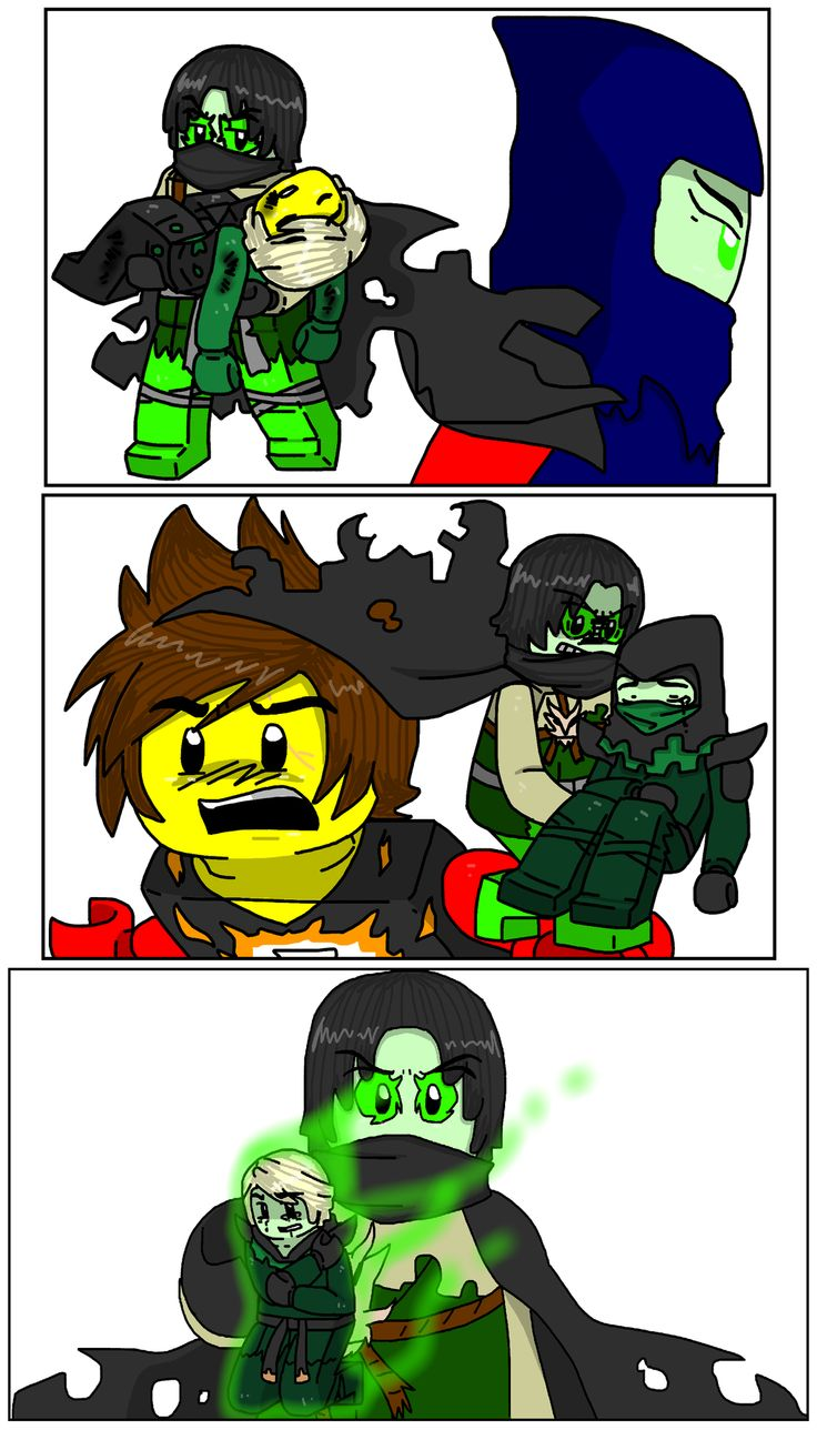 Lego ninjago 318 by on - Lego ninjago d or ...