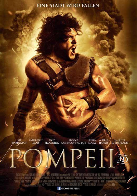 Pompeii Stream German