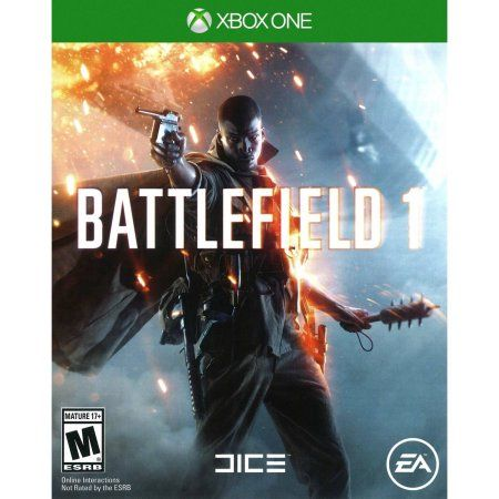 Battlefield 1 for Xbox One.  Search other websites/stores for cheapest option~ $50.00